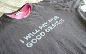 good design shirt