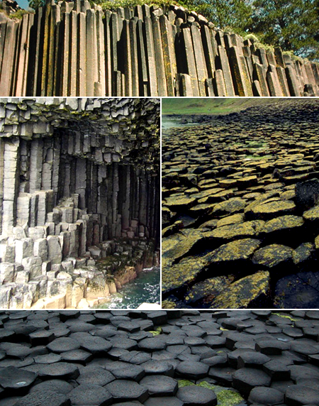 column like basalt