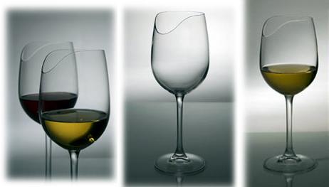 silhouette wine glasses - Wine Glass Design Ideas