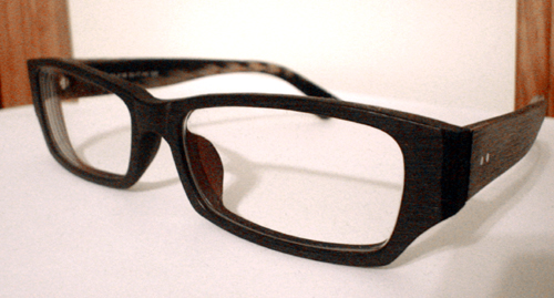 Cool Thick Framed Eyeglasses